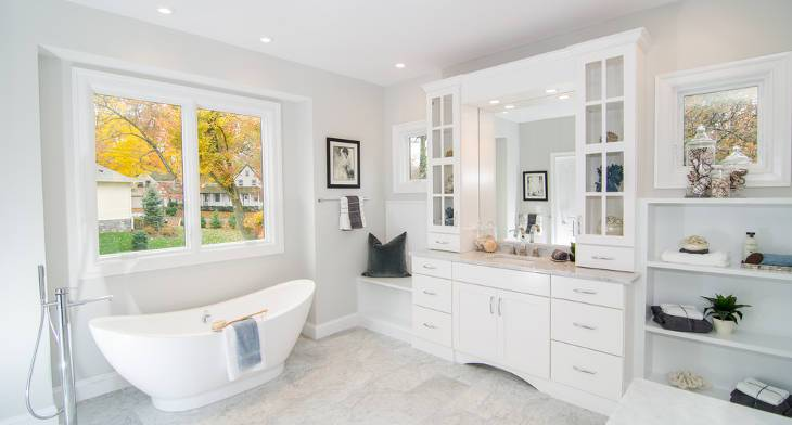 Best Bathroom Cabinet Designs