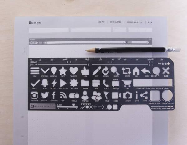UI Stencil Kit