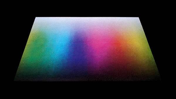 1000 Colours Jigsaw Puzzle