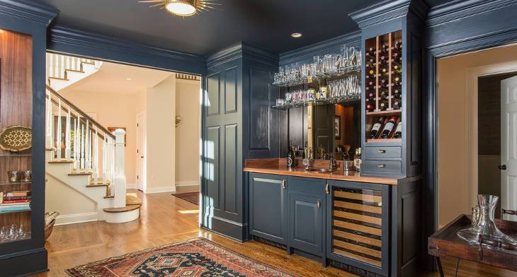 Best Bar Cabinet Designs