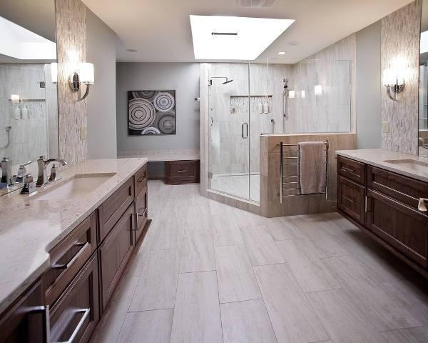 contemporary undermount bathroom sink