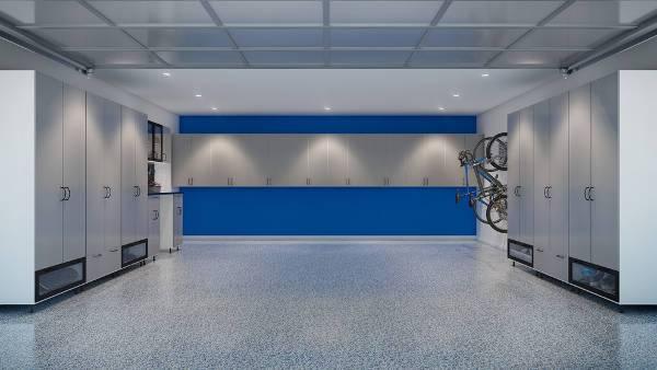 luxury garage storage cabinets