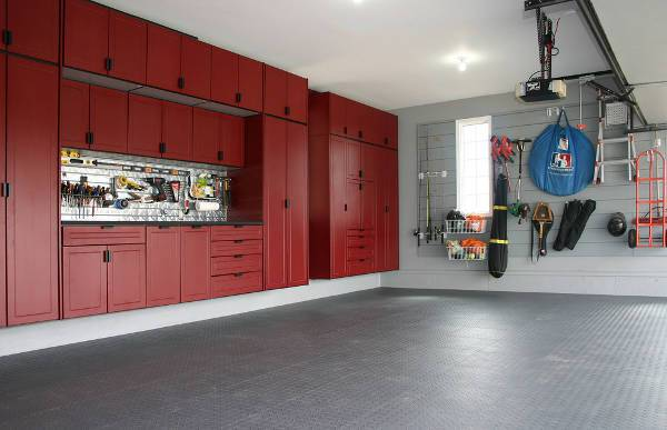 13+ Garage Cabinet Designs, Ideas