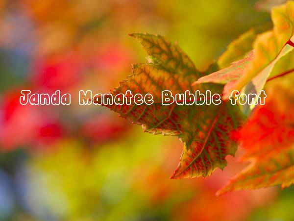 bubble number font download