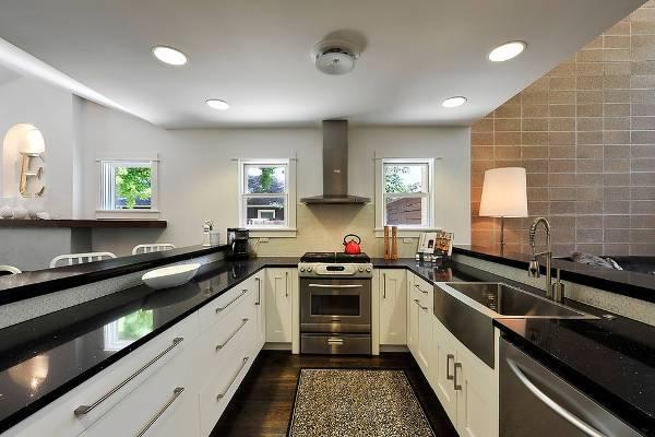 simple stainless steel kitchen sink
