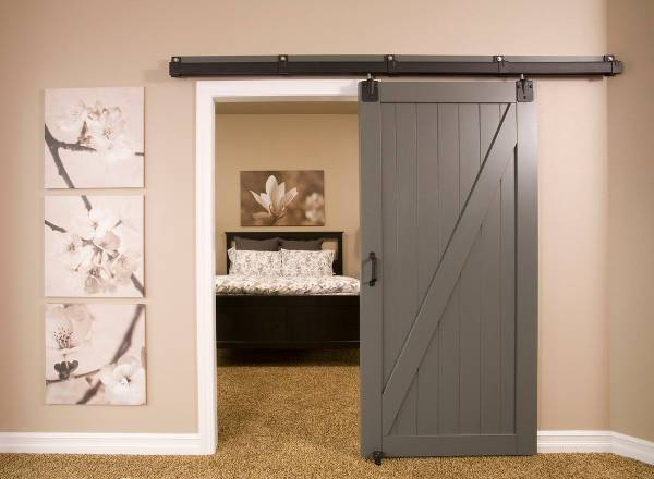 sliding bedroom door design