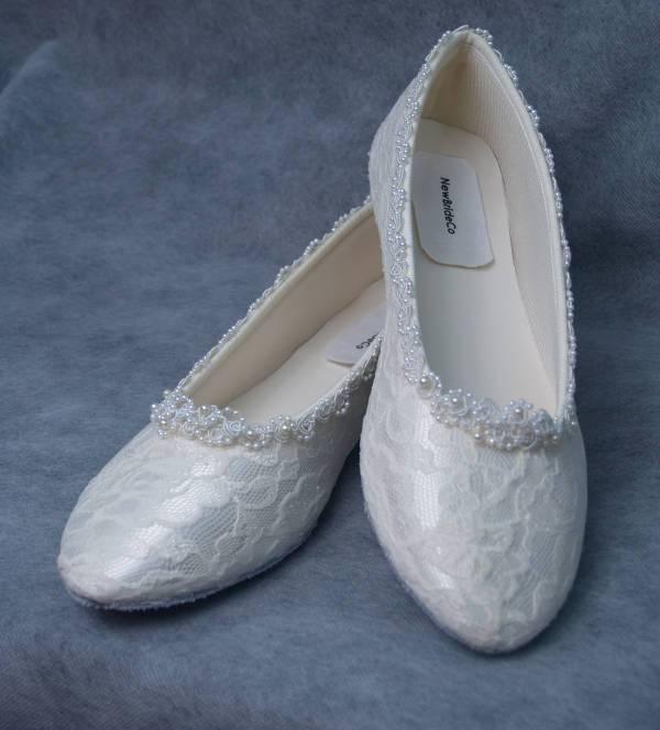 comfortable wedding flat shoes