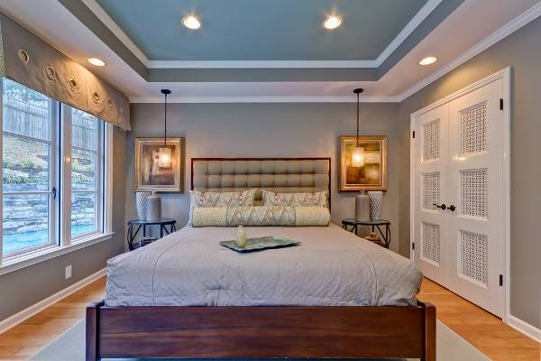 small bedroom ceiling lights idea