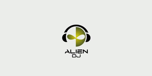 best professional dj logo design