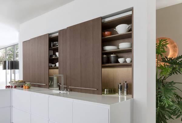 sliding kitchen cabinets door
