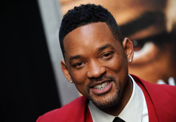 will smith short curly haircut for men1