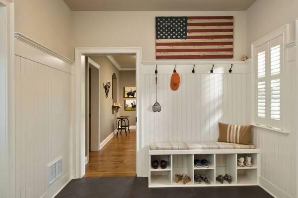 entryway shoe storage bench