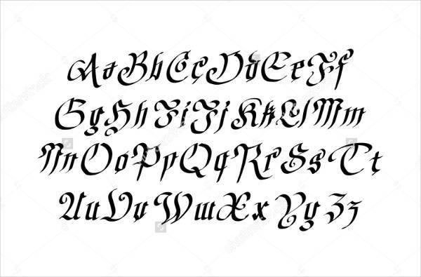 10 Gothic Fonts Ttf Otf Format Download Design