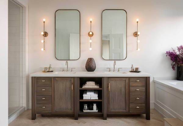 Industrial Modern Vanity Lights : 13+ Vanity Light Designs, Ideas Design Trends - Premium PSD, Vector Downloads