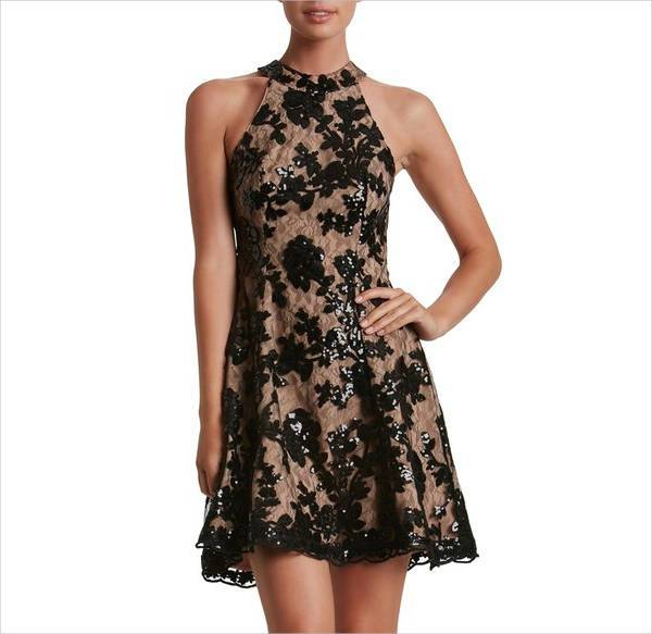 cute short party dress