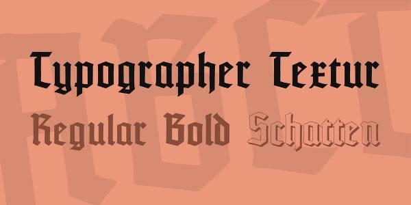 gothic script font download