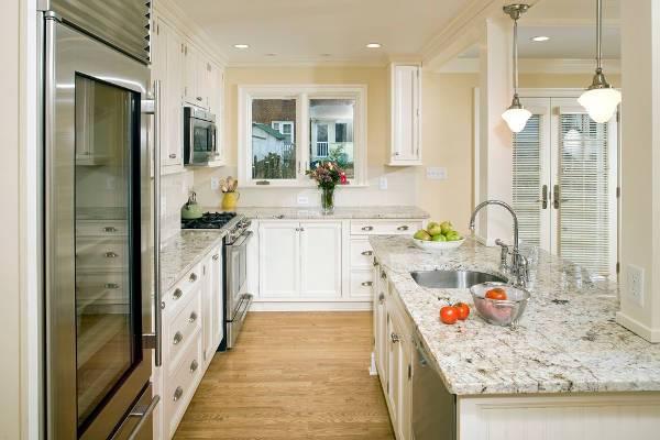 granite kitchen island countertop