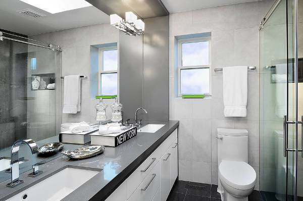 bathroom vanity countetop design