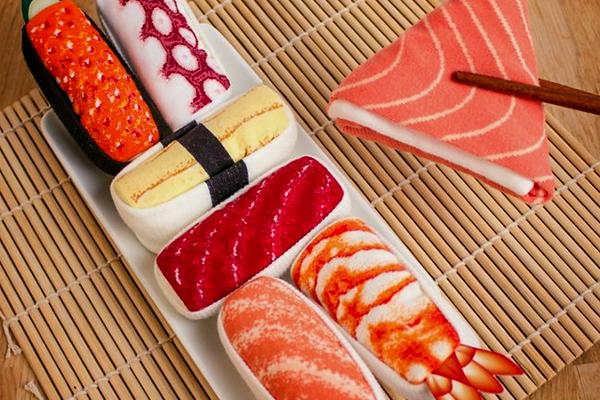 sushi sock