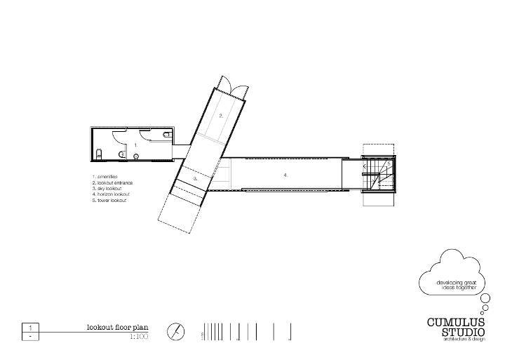 l lookout floor plan