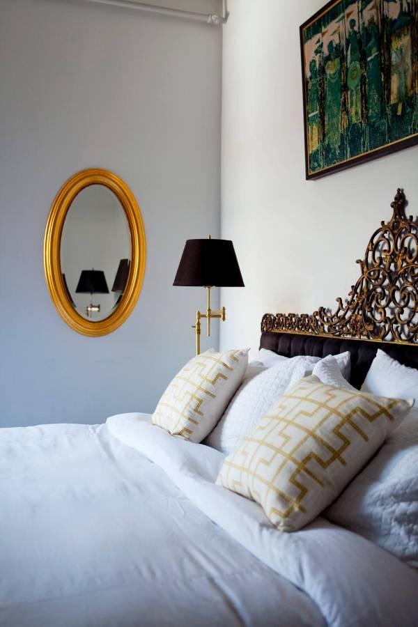 master bedroom metals