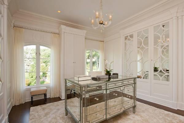 cool luxury mirrored furniture