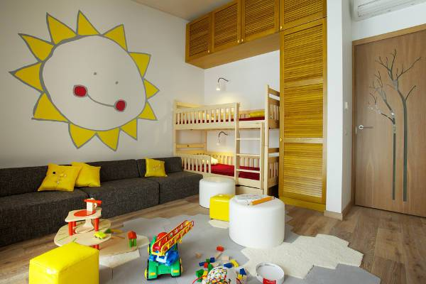kids playroom sofa bed
