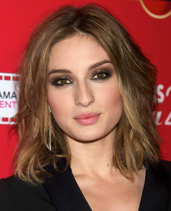 maria valverde shaggy haircuts for round faces