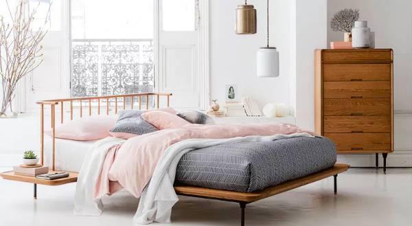 distrikt bed frame
