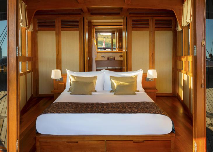 19 master cabin
