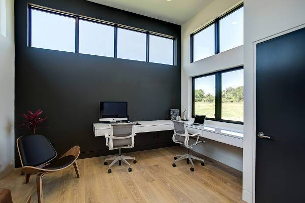 l shaped writing desks