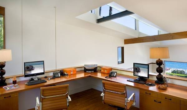 L Shaped Home Office Furniture