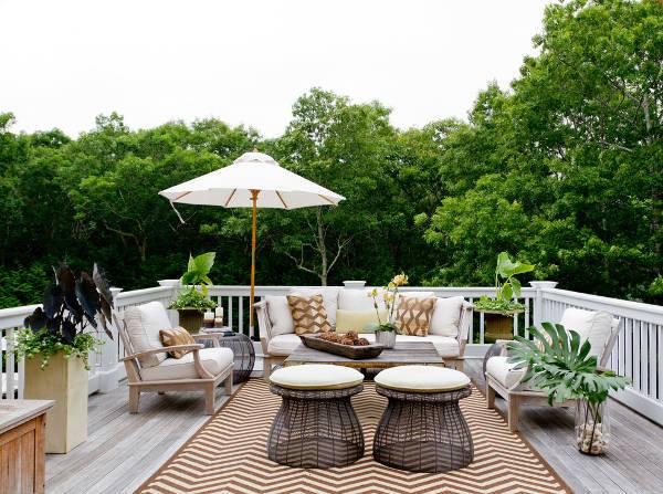 outdoor deck rug designs