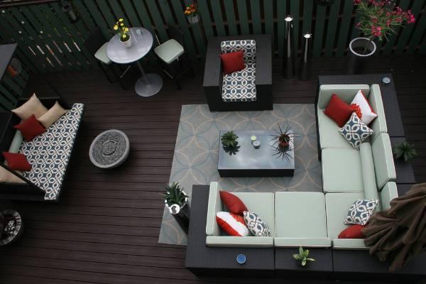 modern outdoor rugs