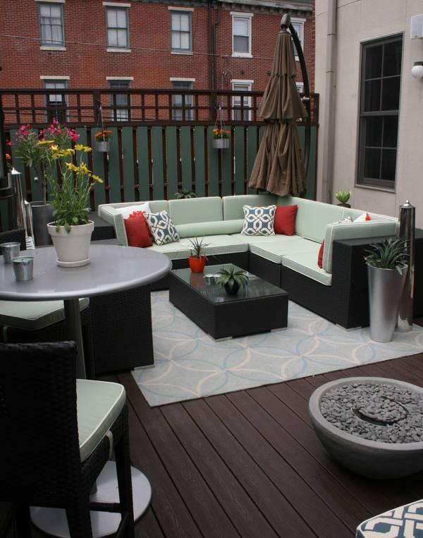 plastic outdoor rugs
