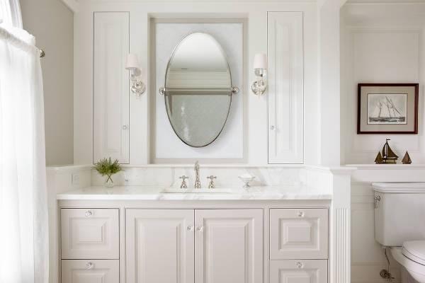 Oval Medicine Cabinet Designs