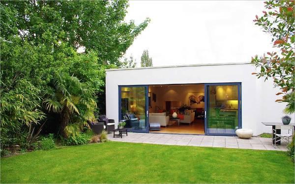 sliding patio door design ideas
