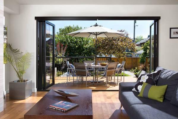 glass patio door designs