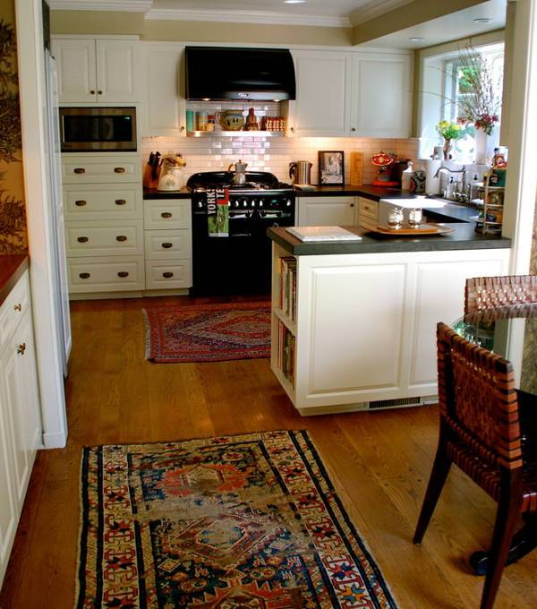 small kitchen rug designs