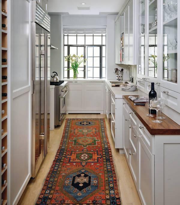 kitchen runner rug ideas