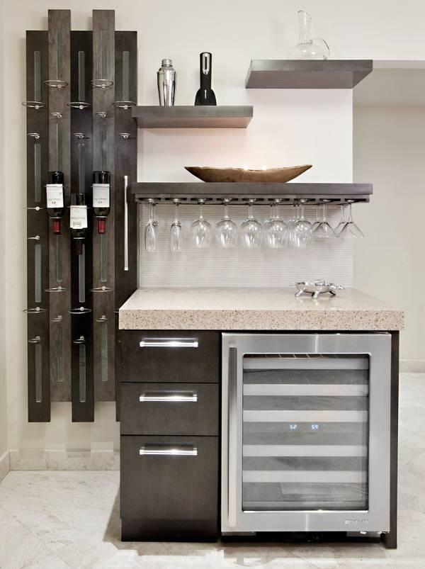 hanging wine rack designs