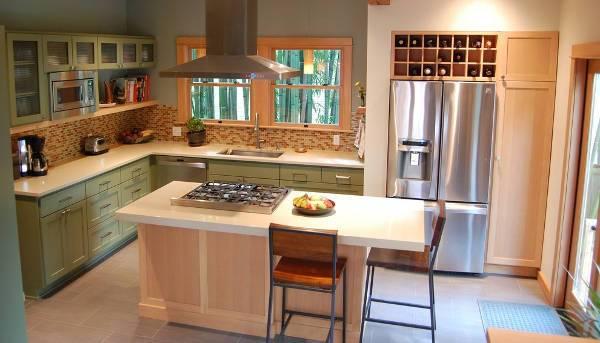 cabinet wine rack designs