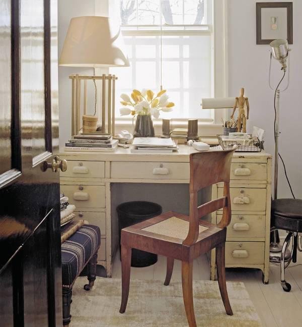 vintage small desks