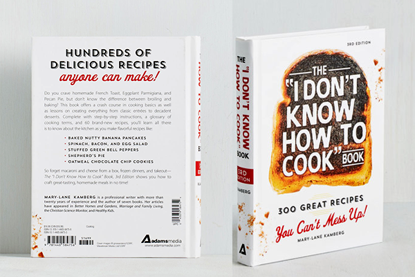 the i dont know how to cook book by mary lane kamberg