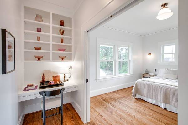 white bedroom vanities