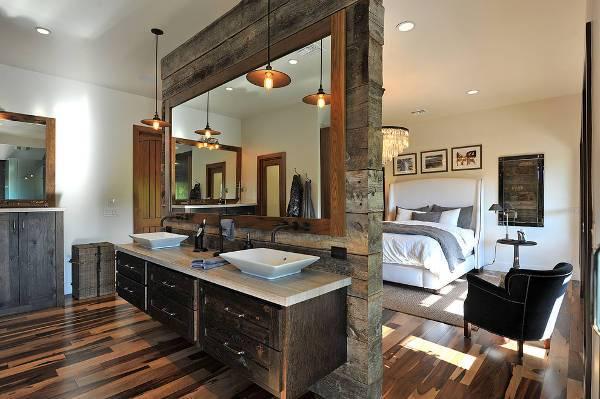 wood bedroom vanity designs
