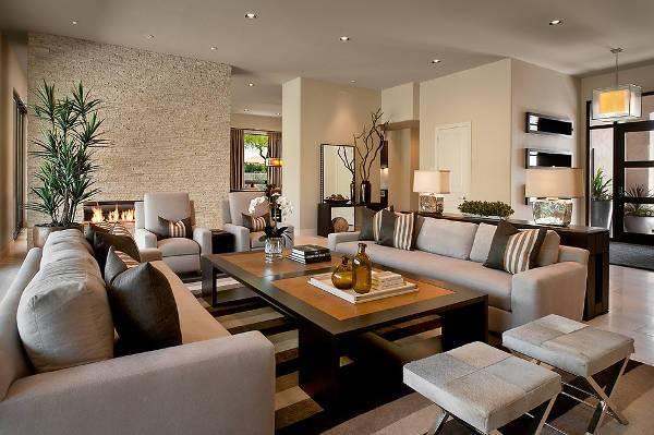 contemporary recliner sofas