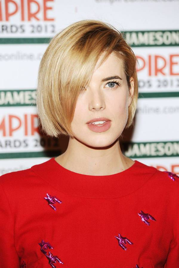 agyness deyn short bob haircuts