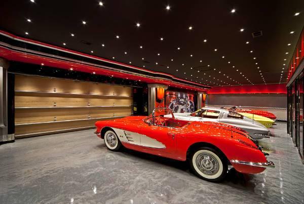 garage ceiling lights