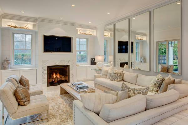 white contemporary furniture